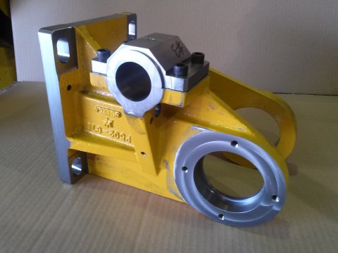 precision machined casting example