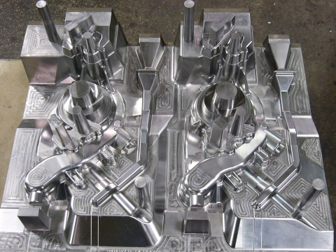 2 on disa plate tooling
