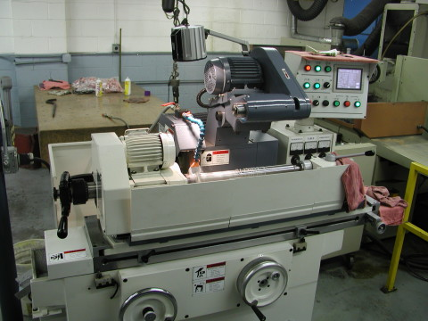 custom manufacturing services