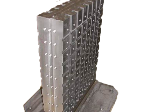weldments tombstone fixture