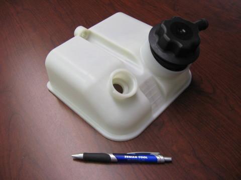 plastic molded tank